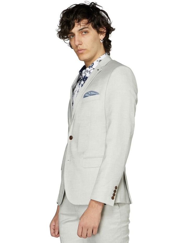 Light Grey Suit Jacket image 2