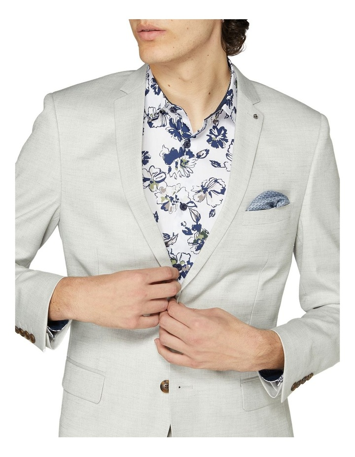 Light Grey Suit Jacket image 4