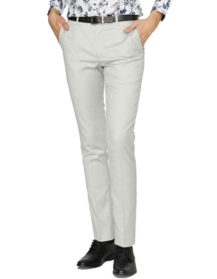 Light Grey Suit Pants image 1