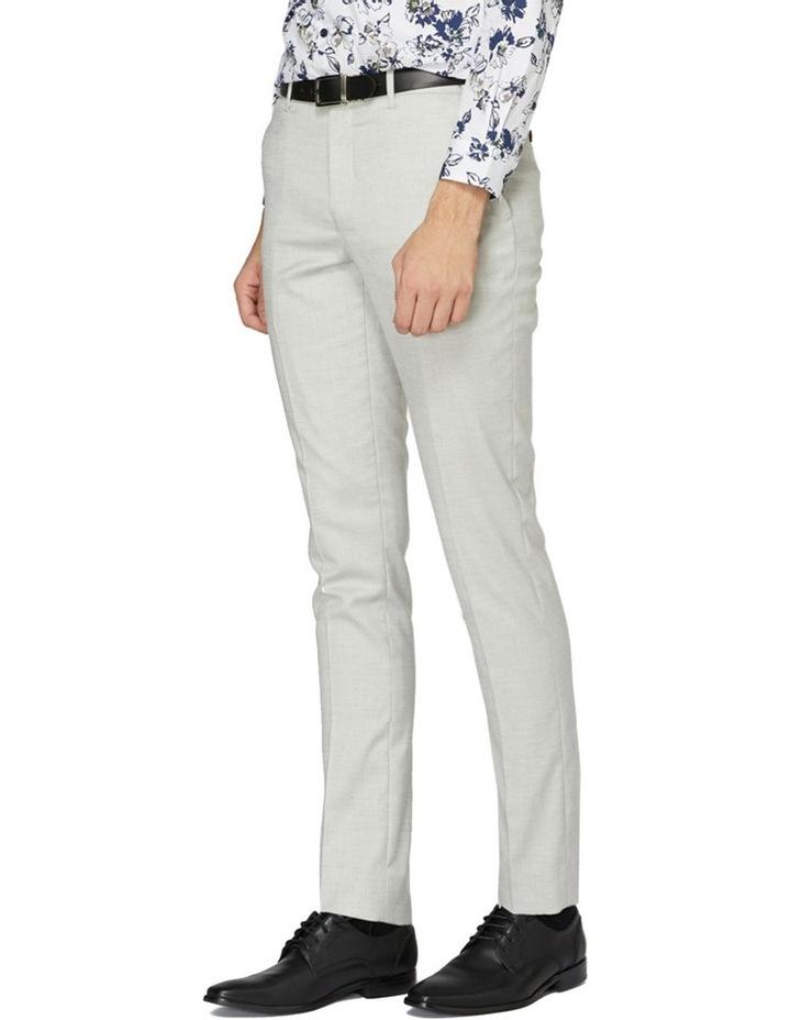 Light Grey Suit Pants image 2