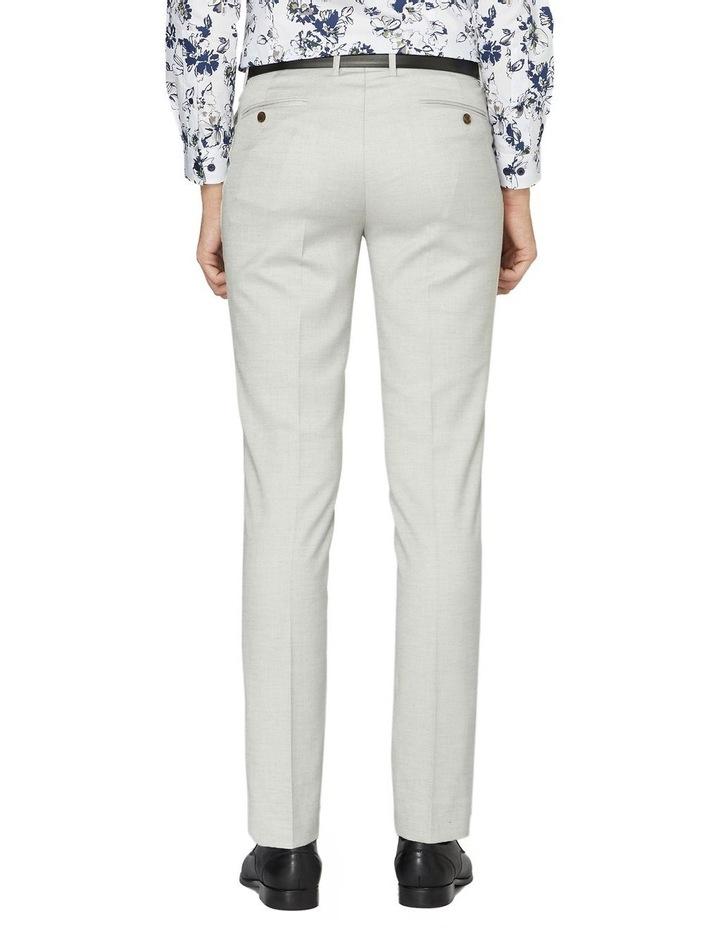 Light Grey Suit Pants image 3