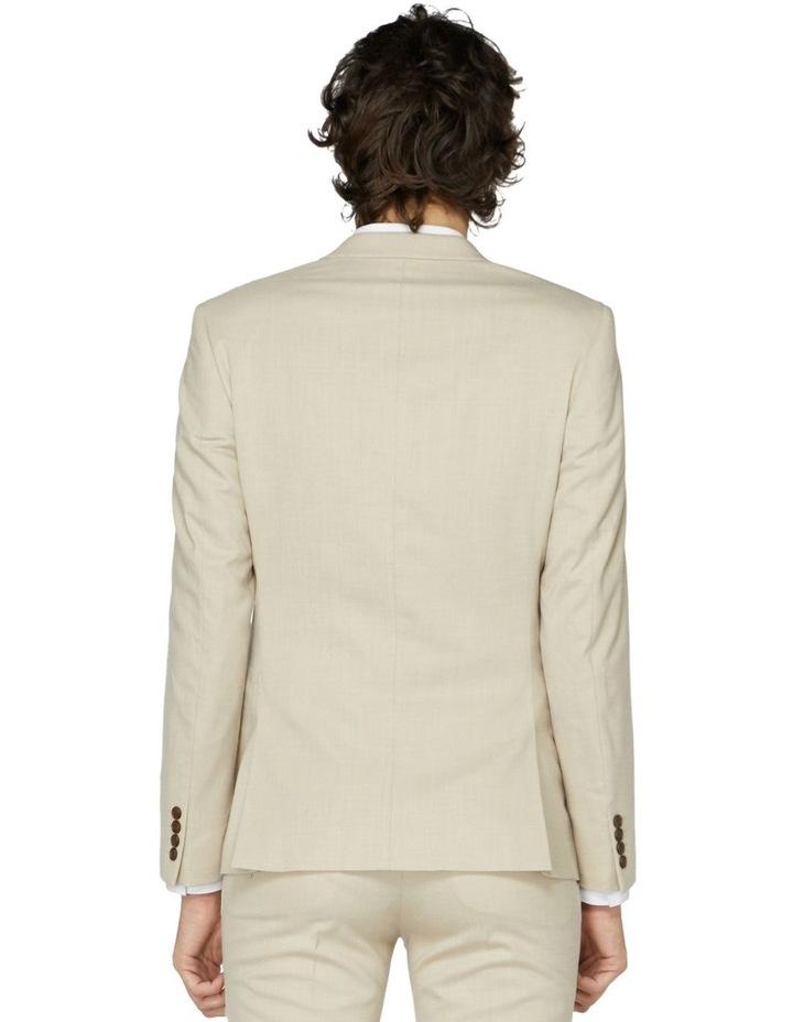 Beige Suit Jacket image 3