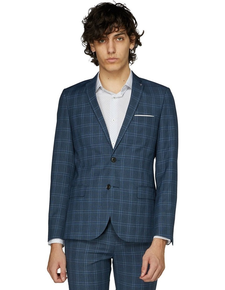Richards Check Suit Jacket image 1