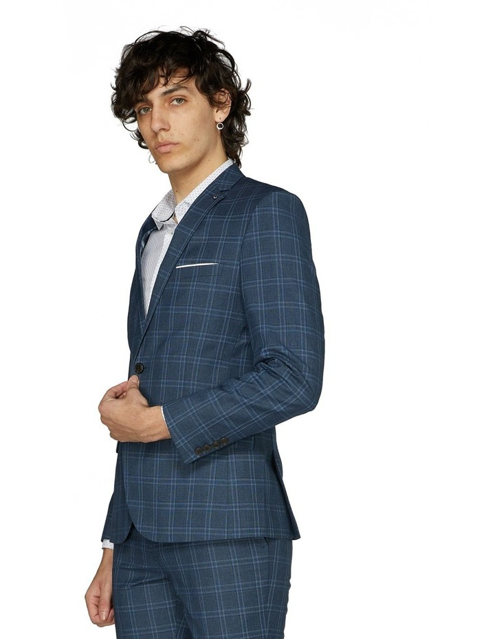 Richards Check Suit Jacket image 2