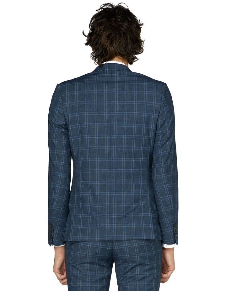 Richards Check Suit Jacket image 3