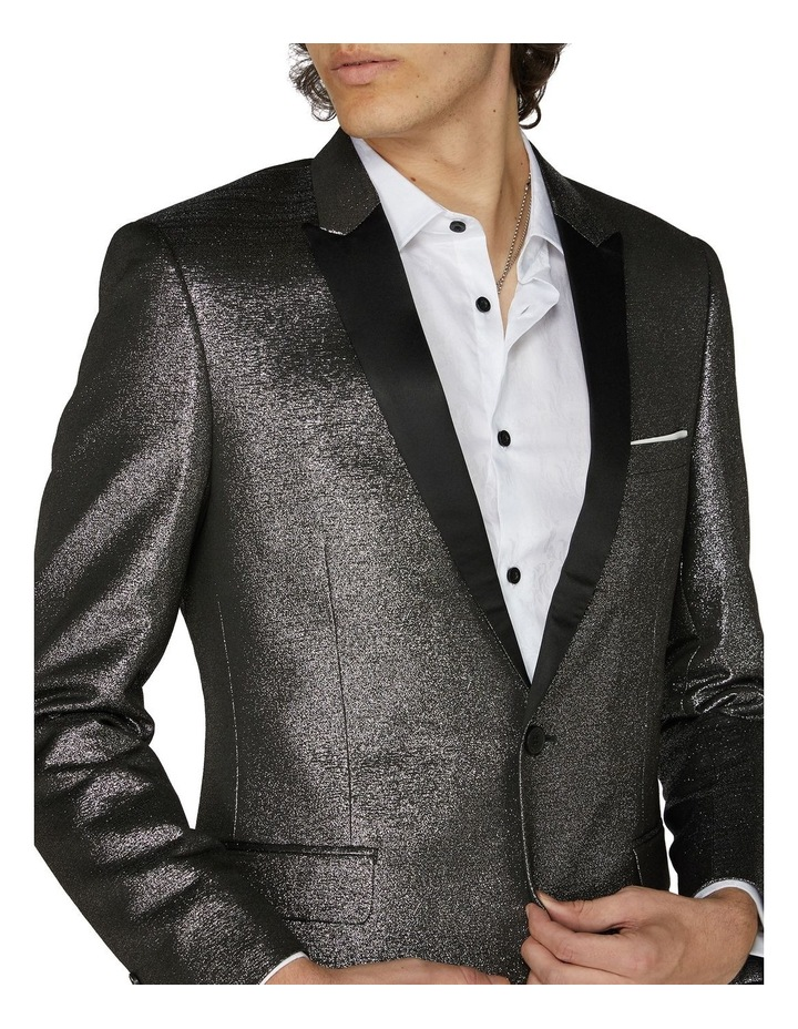 Metallic Cocktail Jacket image 4