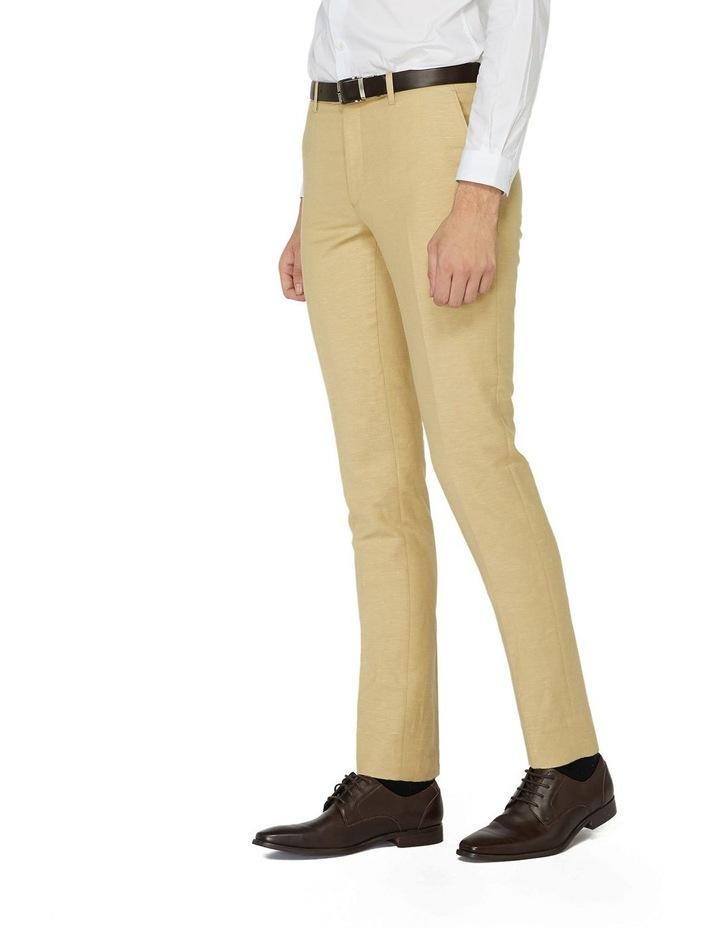 Fawn Linen Suit Pants image 2