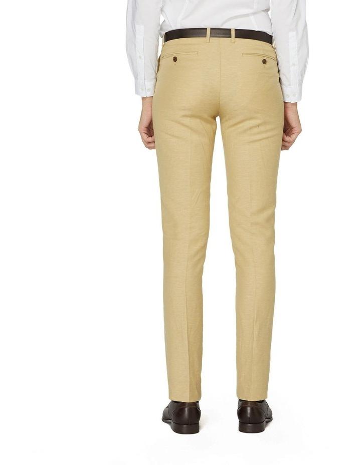 Fawn Linen Suit Pants image 3