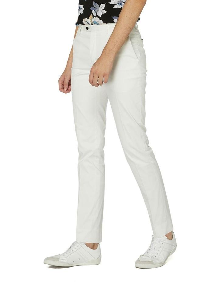 White Dress Chinos image 2