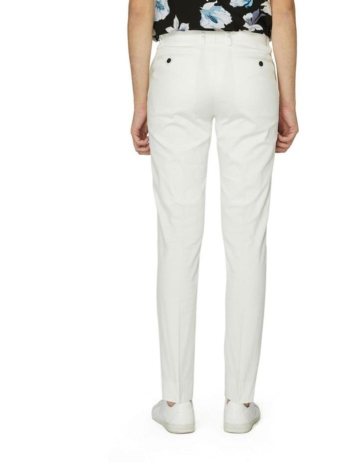 White Dress Chinos image 3