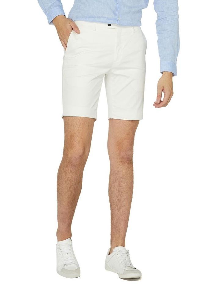 White Dress Shorts image 1