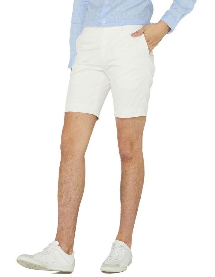 White Dress Shorts image 2