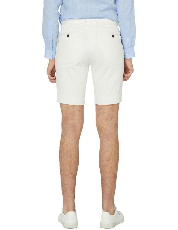 White Dress Shorts image 3