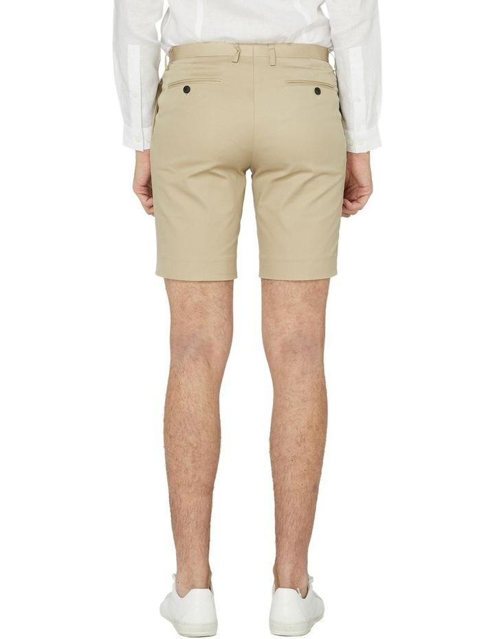 Taupe Dress Shorts image 3