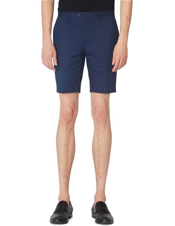 Navy Dress Shorts image 1