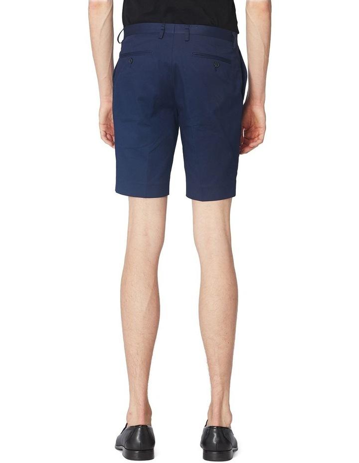 Navy Dress Shorts image 3