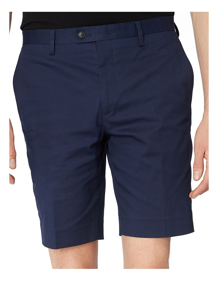 Navy Dress Shorts image 4