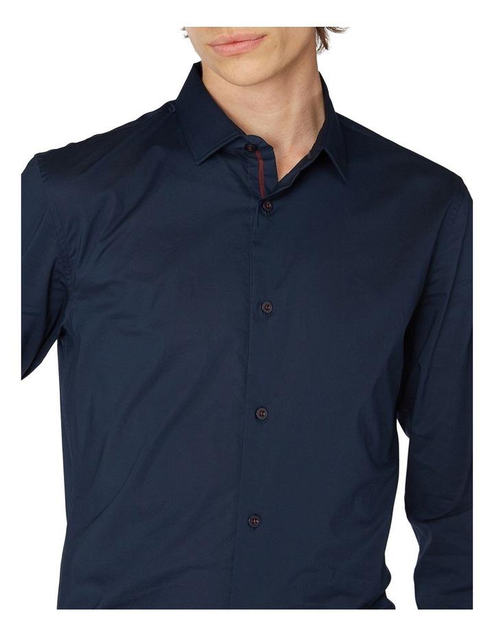 Navy Mustang Shirt image 4