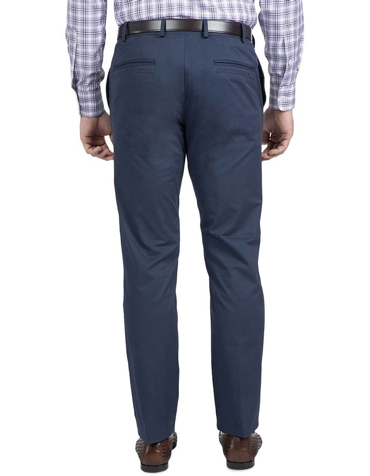 Modern Fit Navy Helm Chino image 3