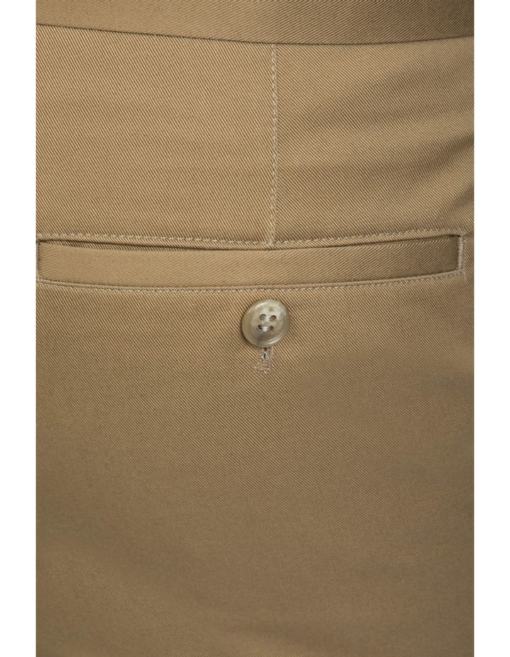 Modern Fit Taupe Helm Chino image 4
