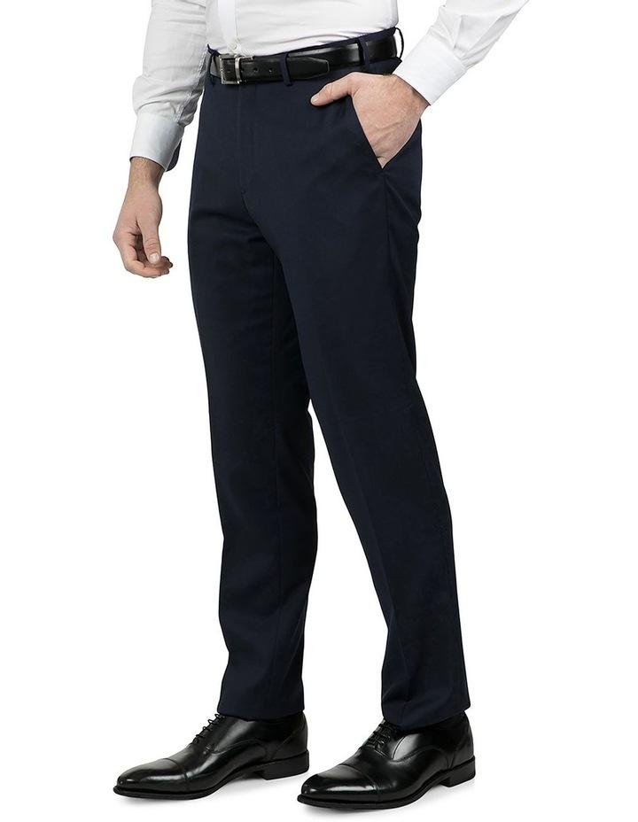 Machine Washable Navy Jett trouser FCG279 image 2