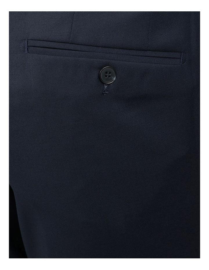 Machine Washable Navy Jett trouser FCG279 image 4