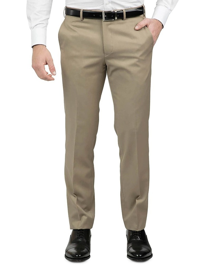 Machine Washable Camel Jett Trouser FCG283 image 1
