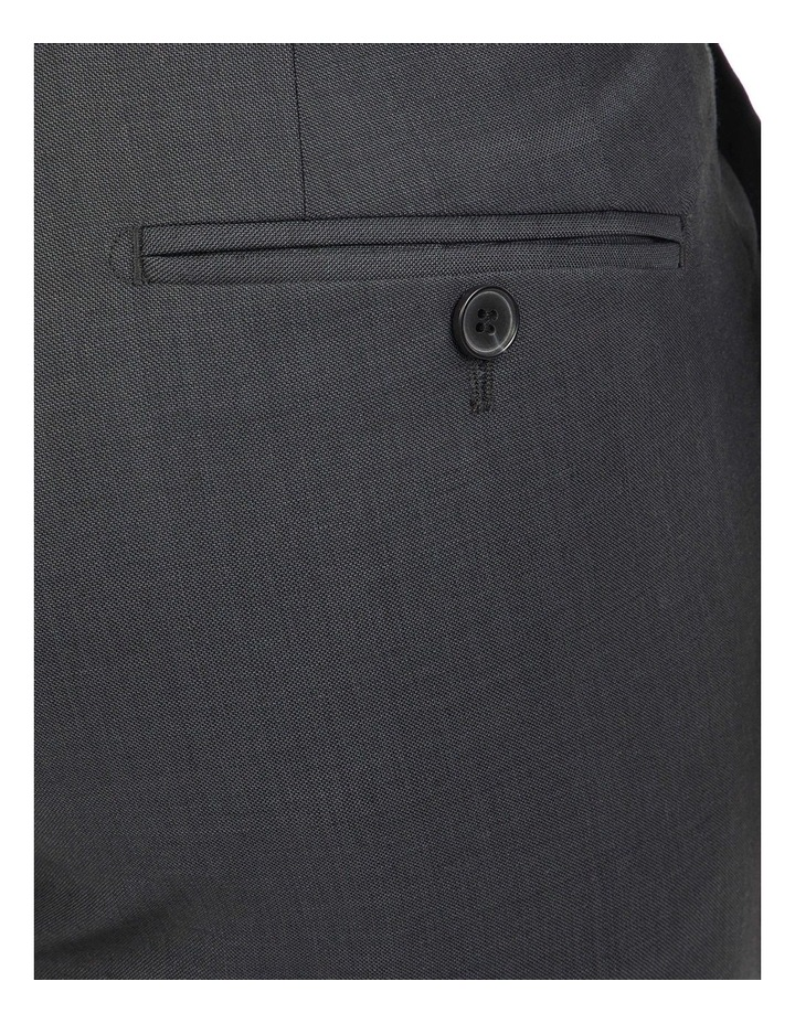 Machine Washable Charcoal Jett Trouser F2042 image 4