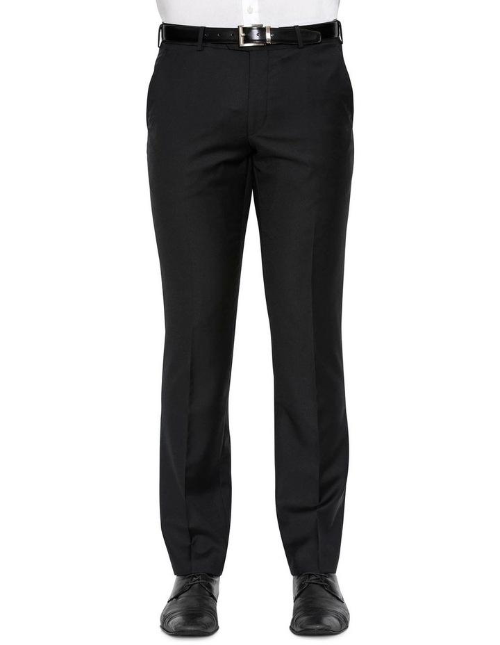 Black Modern Fit Jett Trouser F262 image 1