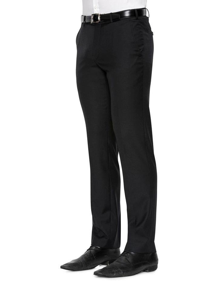 Black Modern Fit Jett Trouser F262 image 2