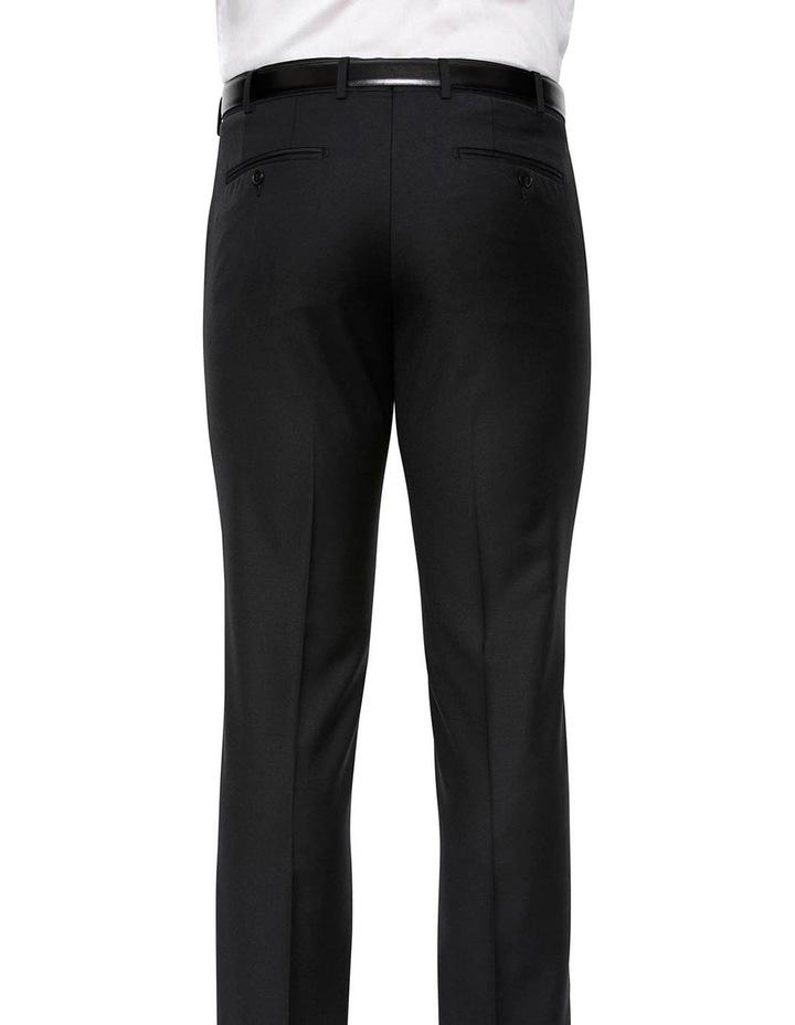 Black Modern Fit Jett Trouser F262 image 3