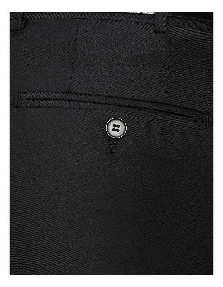 Black Modern Fit Jett Trouser F262 image 4