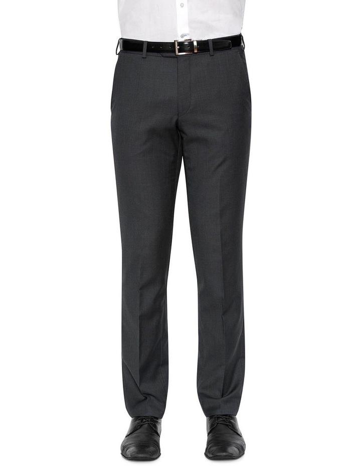 Charcoal Modern Fit Jett Trouser F262 image 1