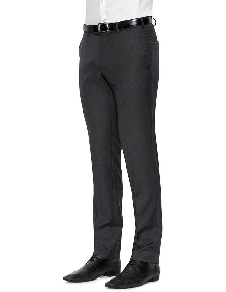 Charcoal Modern Fit Jett Trouser F262 image 2