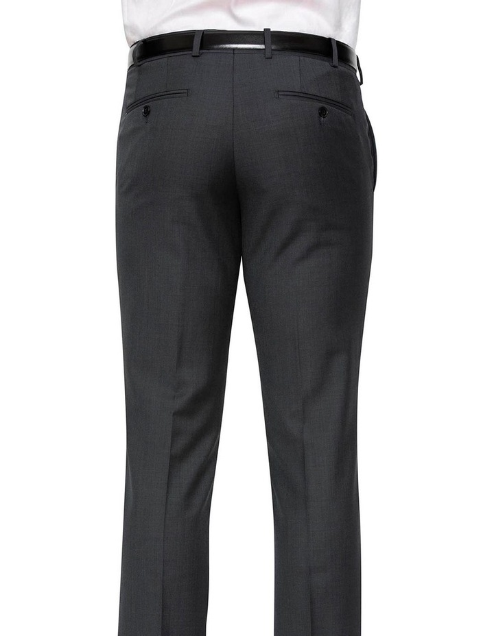 Charcoal Modern Fit Jett Trouser F262 image 3