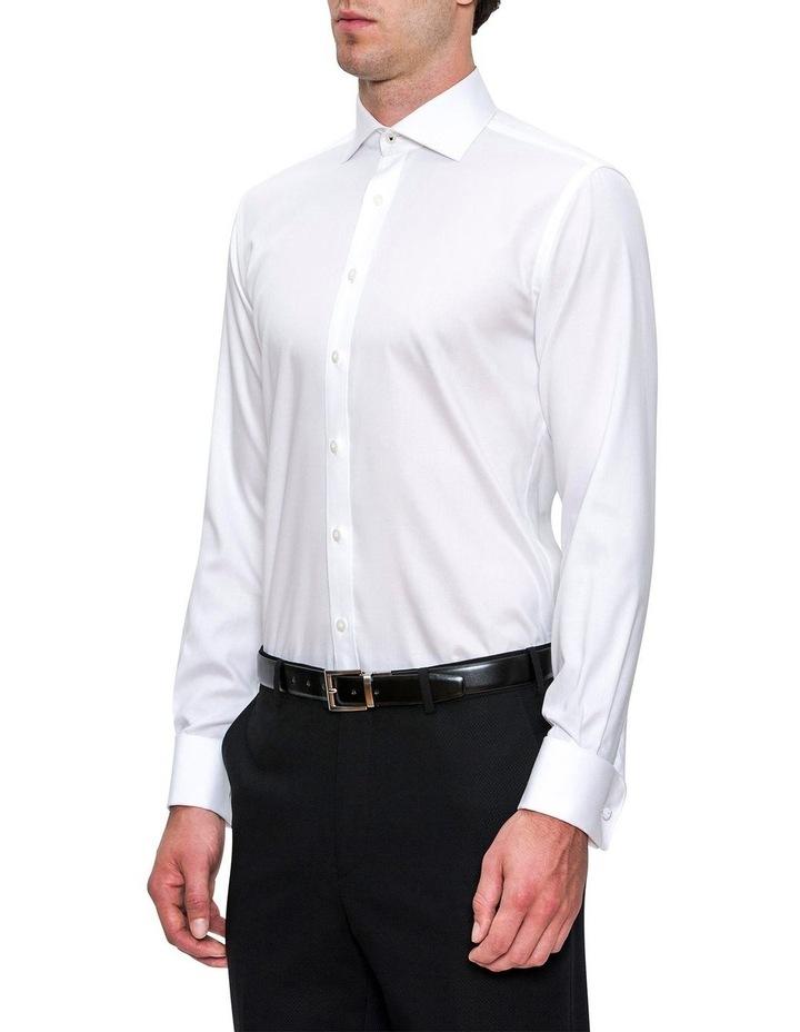 Modern Fit White Elwood Shirt FCD050 image 2