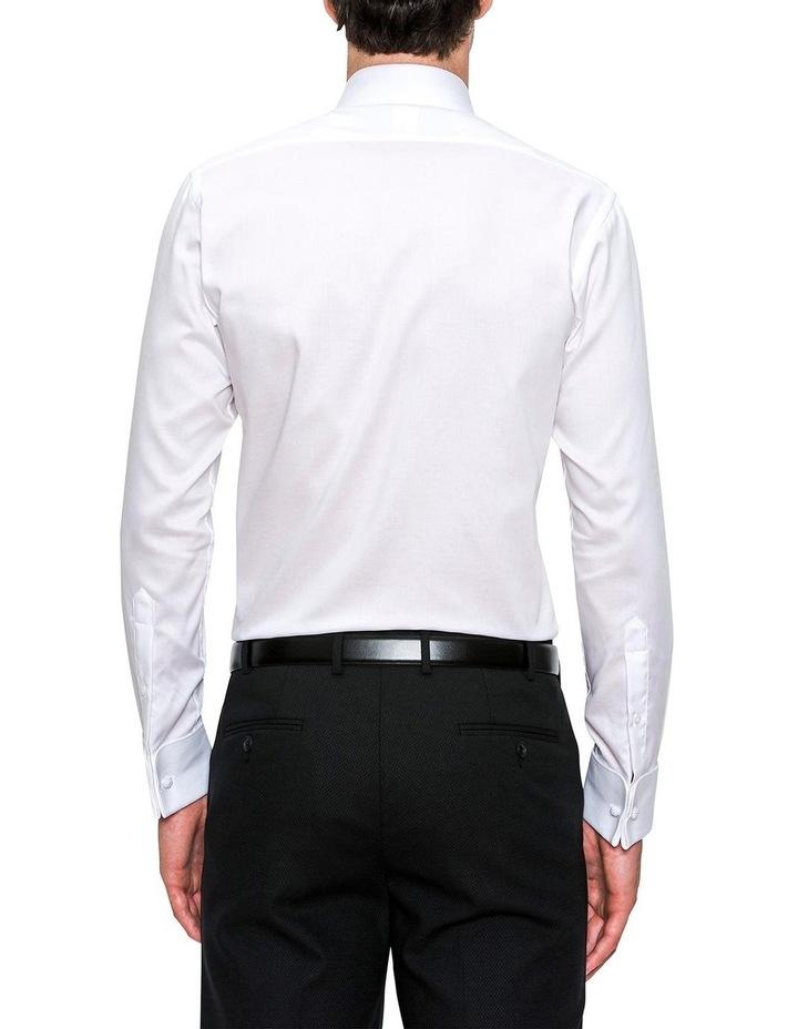 Modern Fit White Elwood Shirt FCD050 image 3