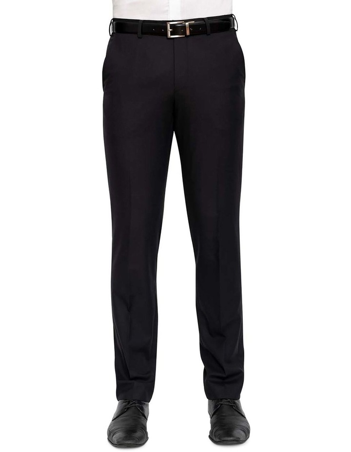 Black Twill F275 Suit Trouser image 1