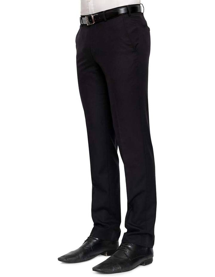 Black Twill F275 Suit Trouser image 2