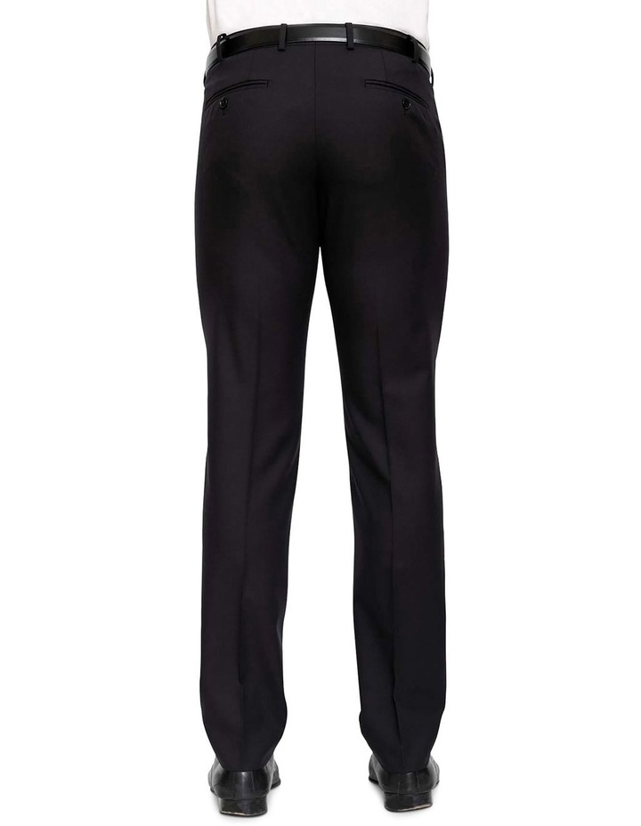 Black Twill F275 Suit Trouser image 3
