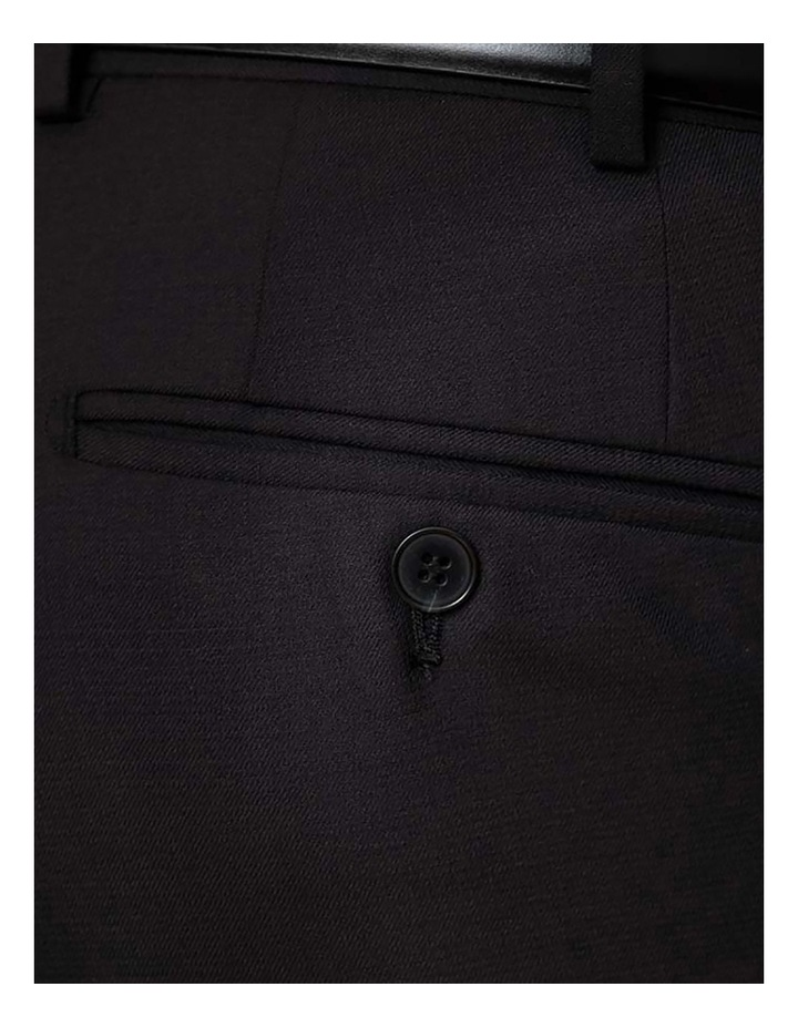 Black Twill F275 Suit Trouser image 4