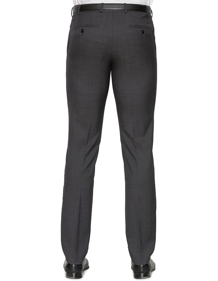 Charcoal Neat F2800 Suit Trouser image 3
