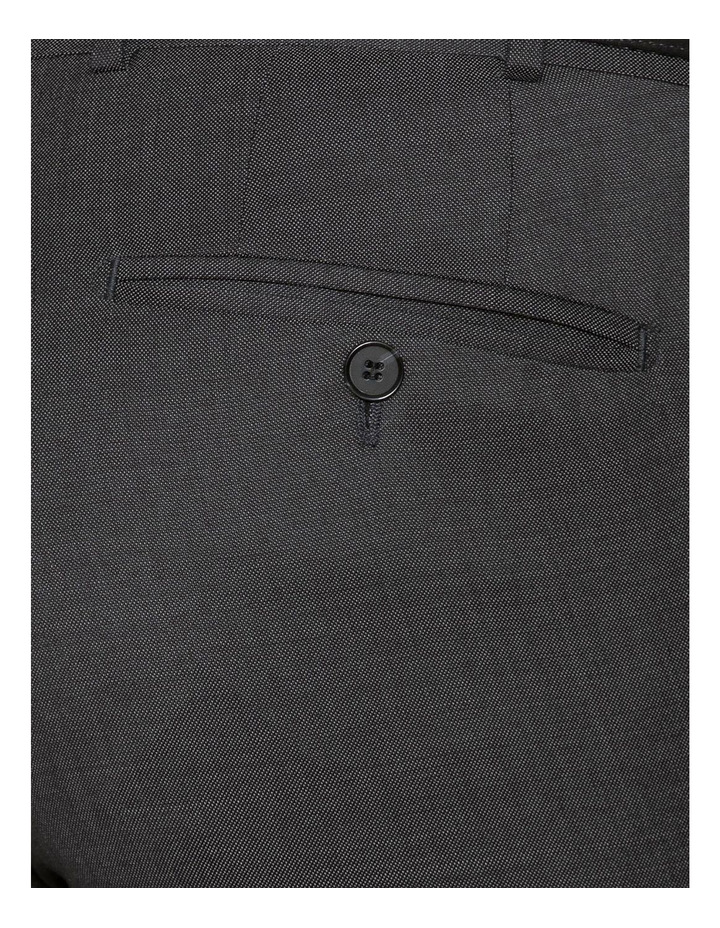 Charcoal Neat F2800 Suit Trouser image 4