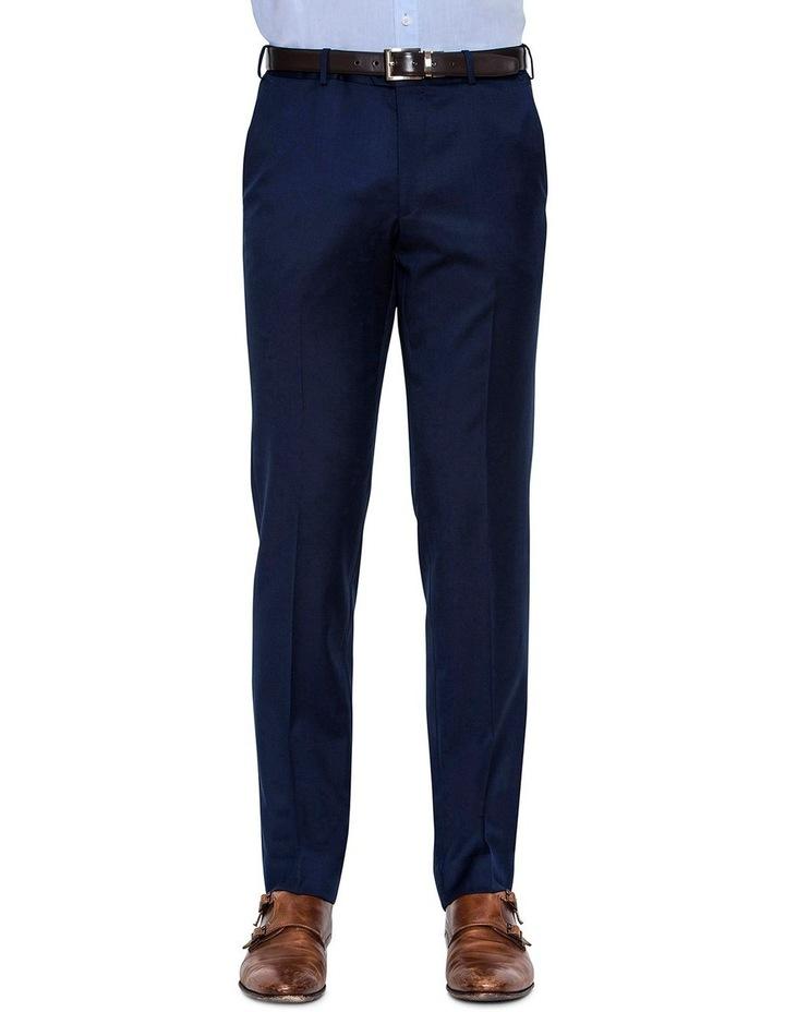 Modern Fit Navy Range Suit Trouser  FCZ027 image 1