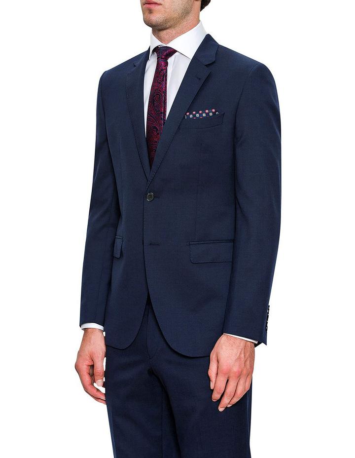 Navy Neat F2800 Suit Jacket image 2