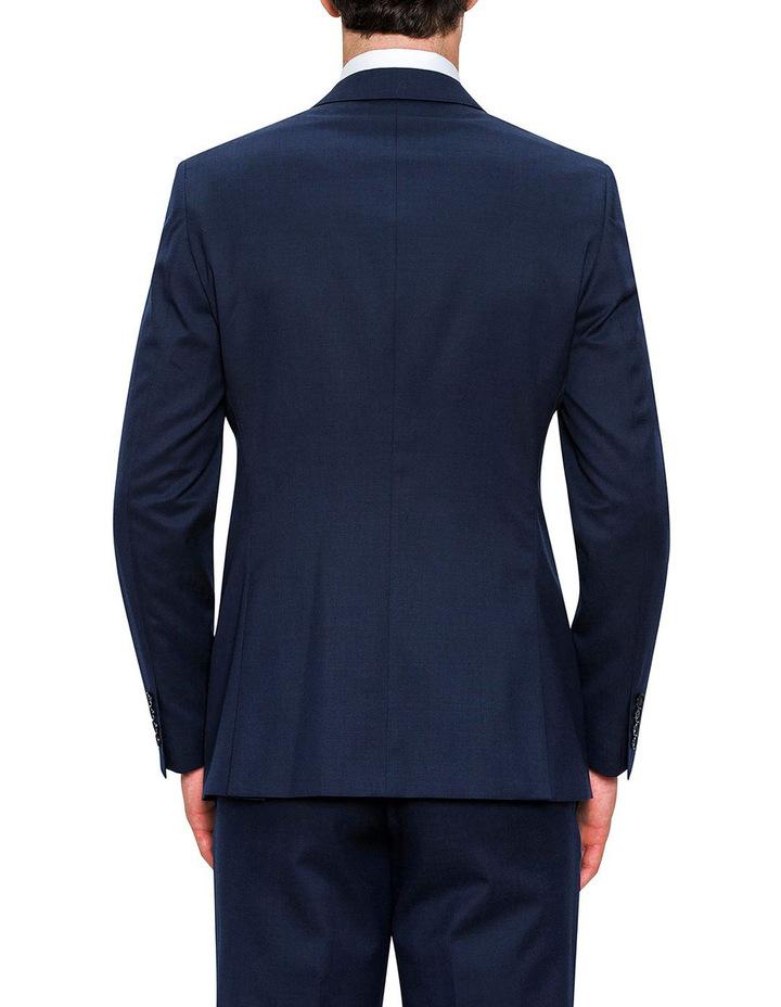 Navy Neat F2800 Suit Jacket image 3