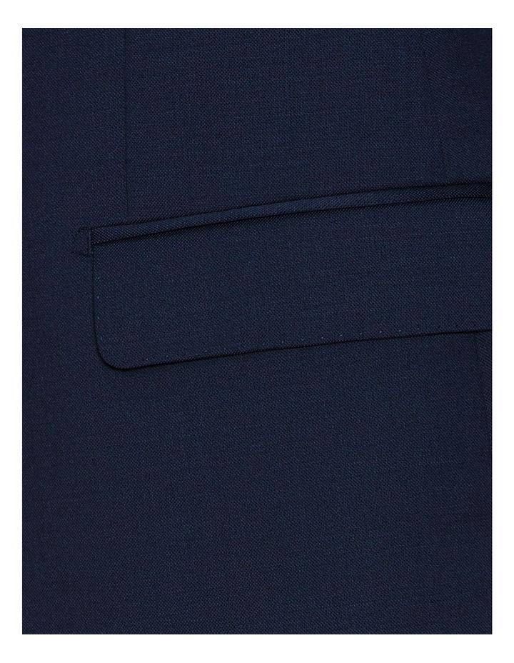 Navy Neat F2800 Suit Jacket image 4