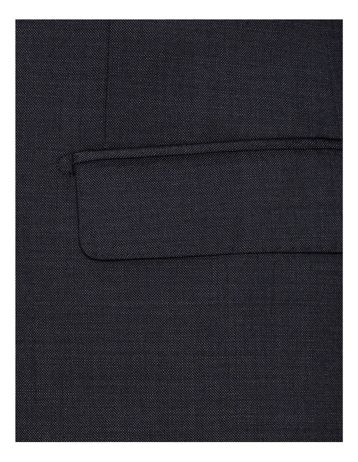 Charcoal Neat F2800 Suit Trouser image 5