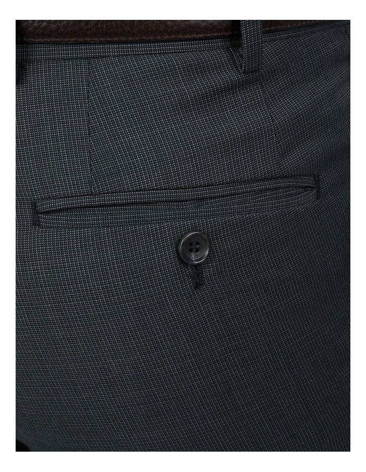 Modern Fit Charcoal Phantom Trouser image 4