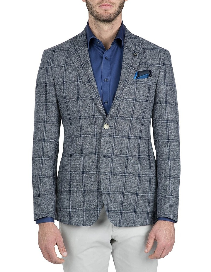 Modern Fit Dark Blue Beaumaris Jacket image 1